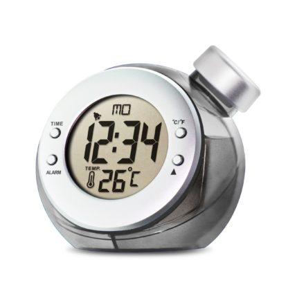 horloge à eau globe 4 fonctions