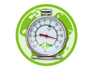 Thermomètre pour réfrigérateur