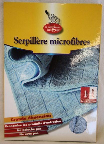 serpillère micro-fibre