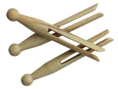 pinces à linge Only Wood