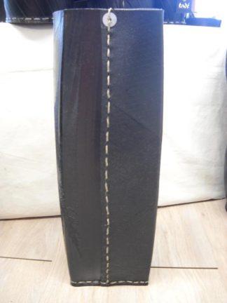 porte-parapluie en pneu recyclé