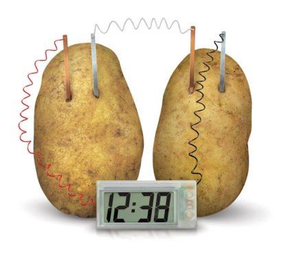 patat' horloge