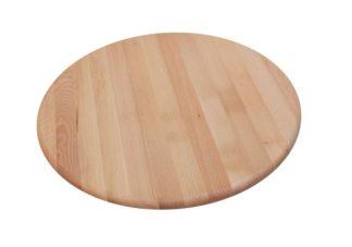 planche à pizza en bois FSC