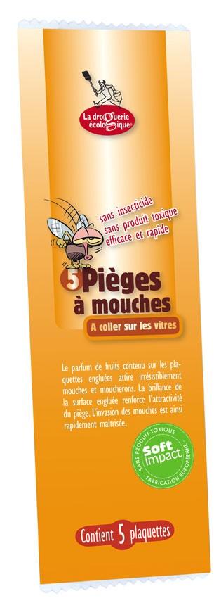 pièges à mouches écologique