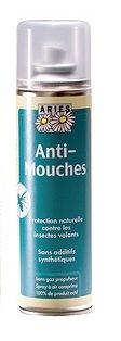 spray anti-mouches aux huiles essentielles