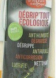 dégrip'tout écologique