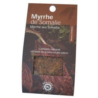 myrrhe de Somalie en résine