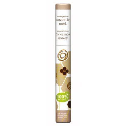 encens végétal cannelle miel fenouil