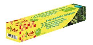 sacs de congélation écologiques