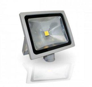 projecteur led 50 watts avec capteur de présence