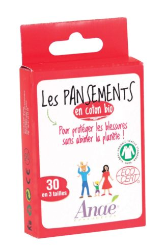 pansements écologigues