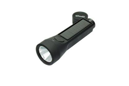 lampe torche solaire puissante