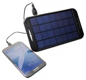 chargeur solaire sur ventouse