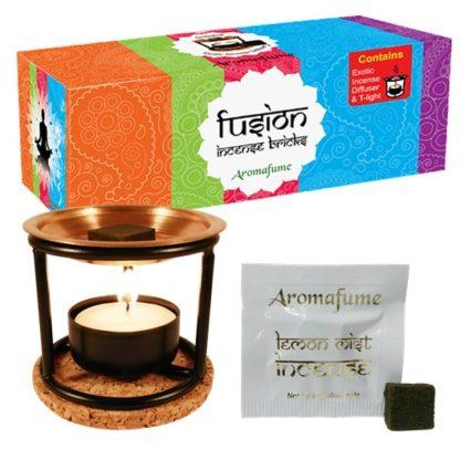 kit aroma briques d'encens