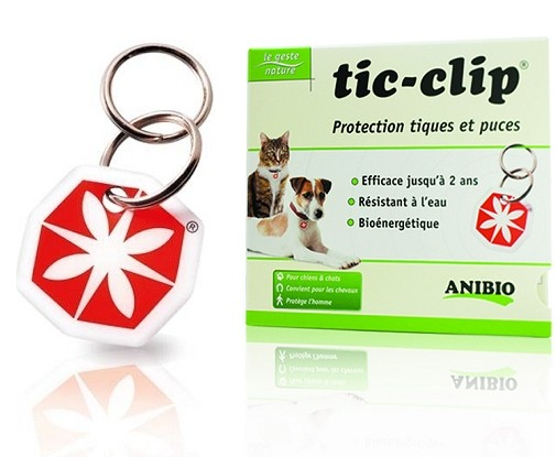tic clip protection tiques