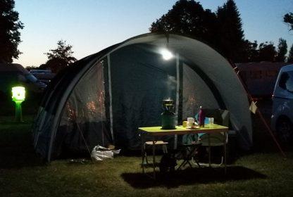 lampe solaire et anti moustiques