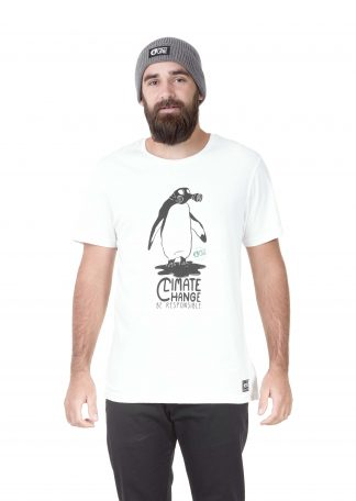 Picture climate change carbon tee