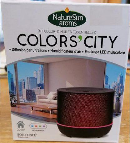 diffuseur colors city