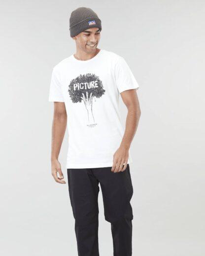 t-shirt coton bio tree tee